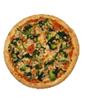 Veggie Deluxe Pizza